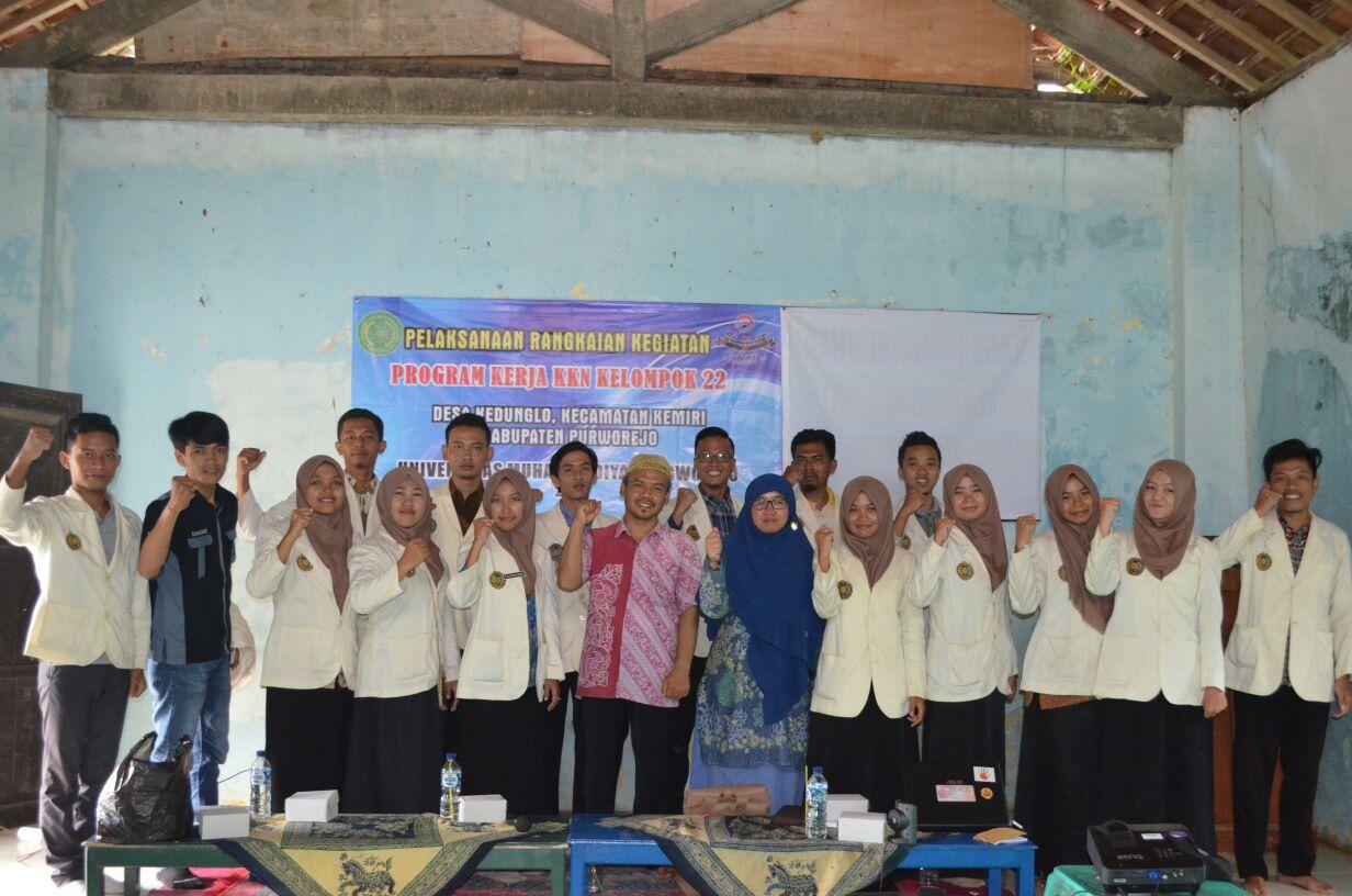Tim KKN Kelompok 20, Universitas Muhammadiyah Purworejo