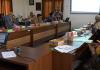 Asep Supriatna menjelaskan memaparkan materi workshop kolabosari pendidikan