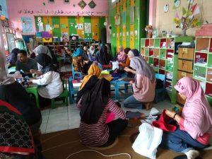 Kegiatan Parenting TK ABA 7 Kota Magelang