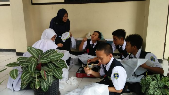 batik smp mutual