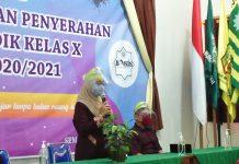 Saat MPLS, SMK Muhammadiyah 1 Semarang Gunakan Luring dan Daring melalui Protokoler Kesehatan Ketat