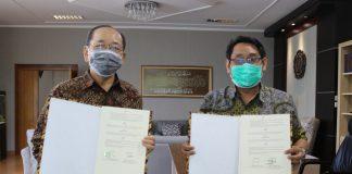 UMP Jalin Kerjasama dengan Majelis Dikdasmen Pusat Muhammadiyah