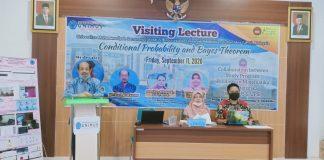 FMIPA Unimus Lakukan Visiting Lecture Ke UPSI Malaysia