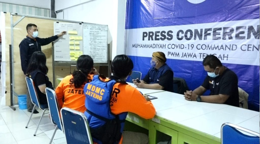 Muhammadiyah Jateng Siagakan Tanggap Bencana