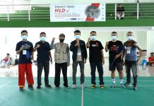 Angkatan Muda Muhammadiyah, Gelar Badminton MLO Cup Jateng