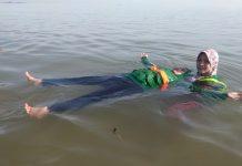 UPAYA PENYELAMATAN DIRI DALAM AIR (WATER RESQUE) PADA RELAWAN AISYIYAH
