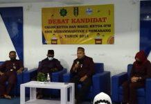 Ajarkan Demokrasi Secara Online Lewat Pemilos SMK Muhammadiyah 1 Semarang