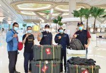 Muhammadiyah Kirim EMT Nasional Ke Mamuju