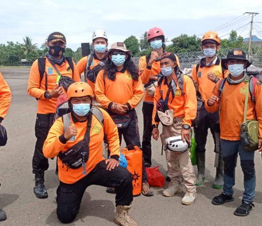 Tim Alfa SAR MDMC jateng Tiba di Mamuju