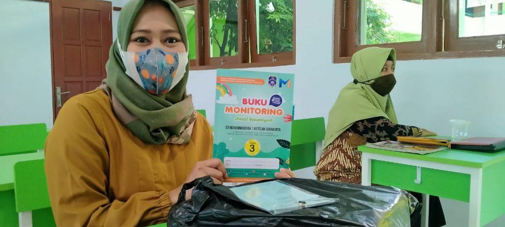 "Amal Yaumiyah SD Muhammadiyah 1 Solo Hadirkan ""Sehari Bersama Rasul"""