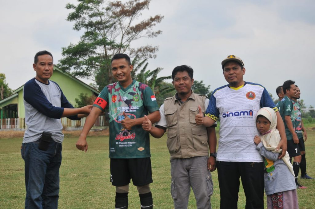 """Club Sepak Bola Pemuda Muhammadiyah Kendal """"Perkasa Football Club"""", Launching Seragam Baru"""